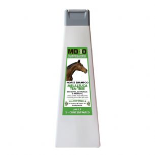 MD10 Horse Shampoo MELALEUCA,  TEA TREE SHAMOO - 750ml, (3 Litre diluted)